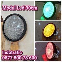 Lampu Traffic Light  Modul LED 1