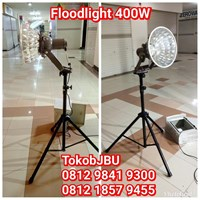 Lampu Spotlight Outdoor plus Tripod