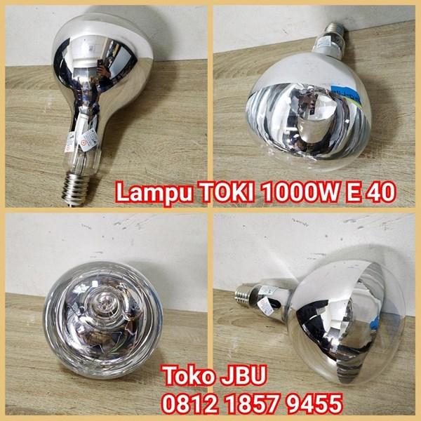 Lampu Bohlam Toki 1000W