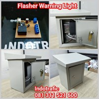 Lampu Traffic Light  Flasher Box