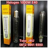 Lampu Bohlam Halogen 1000W E40
