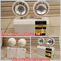Lampu Emergency LED 2 x 5W