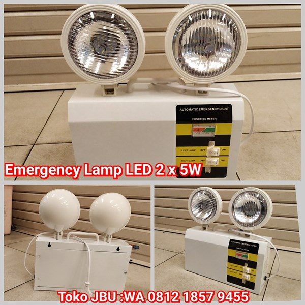 Emergency LED 2 x 5W