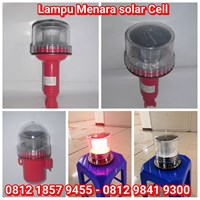 Towerlamp Solar Cell
