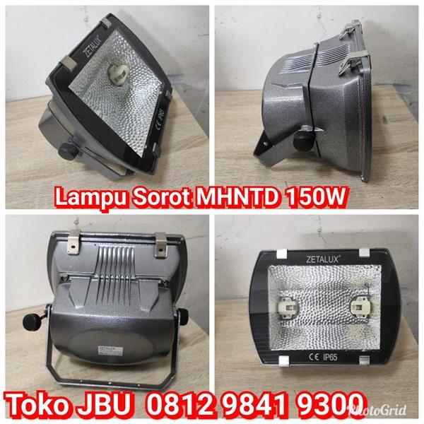 Lampu Sorot Metal Halide 150W