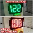 Lampu Traffic Light  Counterdown 3 digit 1