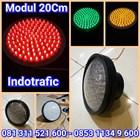 Lampu Traffic Light Modul 20cm 1