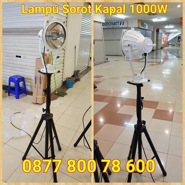 Lampu Kapal Lampu Sorot 1000W