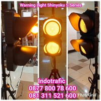 Lampu Traffic Light  YY Shinyoku