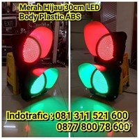 Lampu Traffic Light Shinyoku