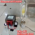 Lampu Sorot Metal Halide 2000W Komponen 1
