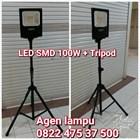 Stand Lampu Tripod Plus LED 100W 1