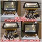 Lampu Emergency LED 100W Portabel 1