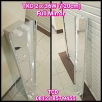 Lampu TL Kap TKO 236 Mirror