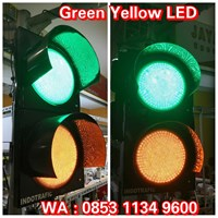 Traffic Light Green Yellow