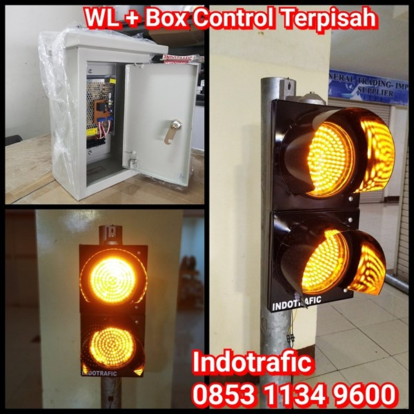 Lampu Traffic Light WL Box