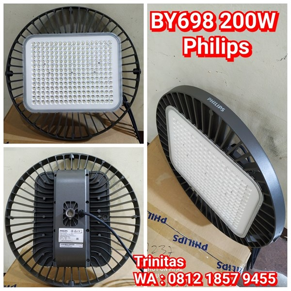 Lampu High Bay LED 200W Philips