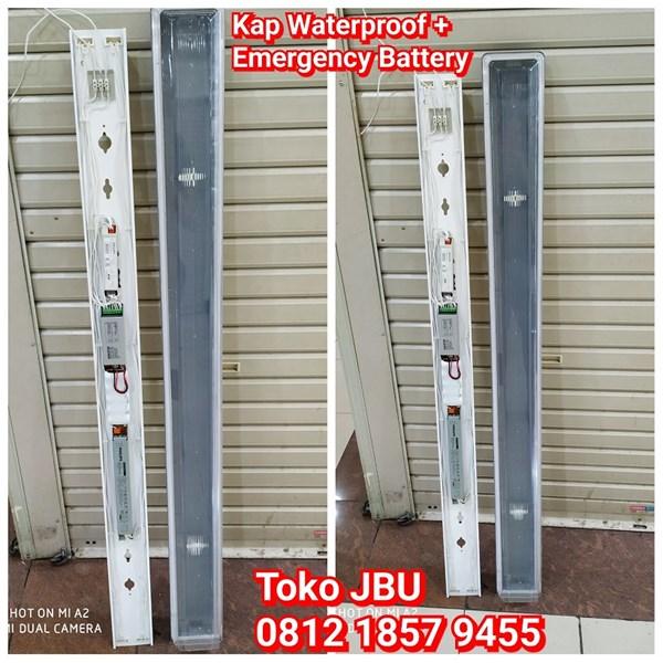 Lampu TL Waterproof Emergency