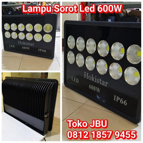 Lampu Sorot LED 600W IP 66 Hokiled
