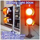 Lampu Traffic Light Flashing Box 2mm 1