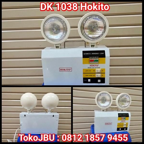 Lampu CFL Emergency DK1038 Hokito