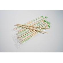 Sumpit Bambu Bulat OPP