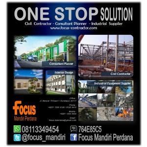 Jasa Kontraktor Bangunan By Focus Mandiri Perdana