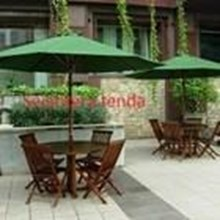 Payung Taman Sunbrella