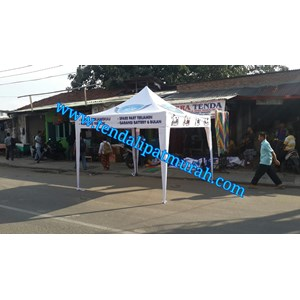 Tenda Lipat 3x3 Super