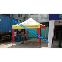 Tenda lipat promosi 3x3