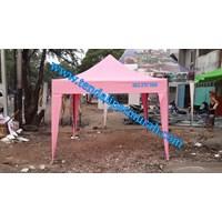 Tenda lipat pink