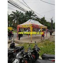 Tenda Lipat 3x6 Promosi