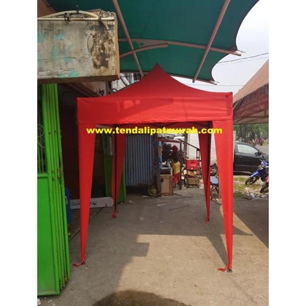 Tenda Lipat Merah