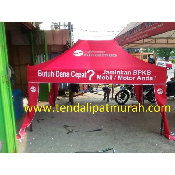 Tenda Lipat 2x3 Branding