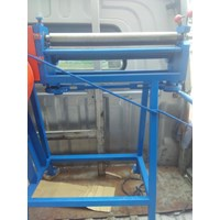 Mesin Roll Plat (Roll Plate Machine)