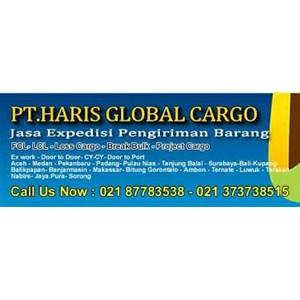 jasa pengiriman logistik By Haris Global