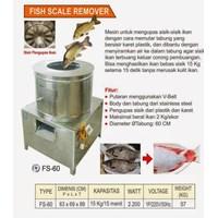 Jual Mesin Untuk Mengupas Sisik-Sisik Ikan