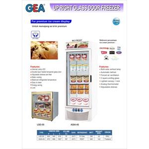 Dari freezer show case 1