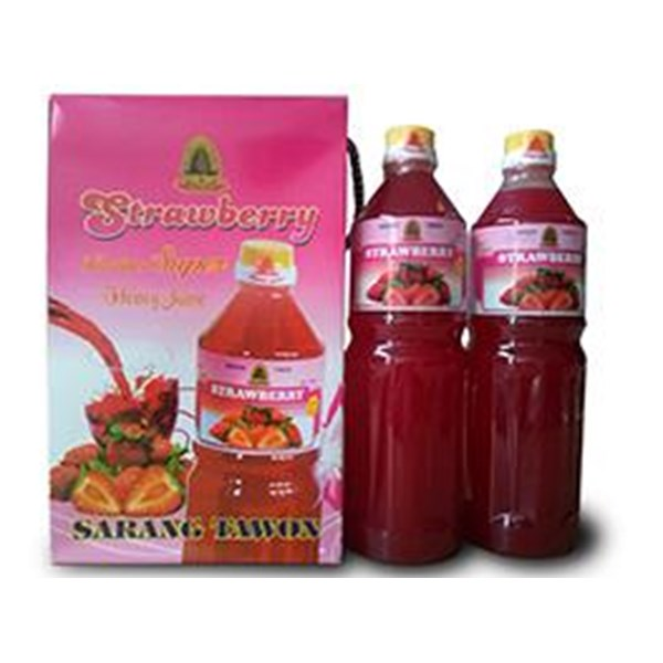 Strawberry Heavy Juice Kualitas Supers