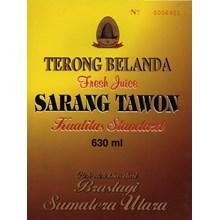 Paket Terong Belanda Fresh Juice Sarang Tawon Kualitas Standard 630 ml