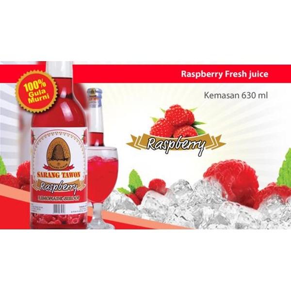 Sirup Raspberry