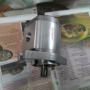 Dari  Jaguar HGP-1A Hidrolik Gear Pump 0