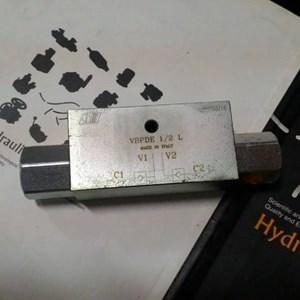Nucleo VBPDE Hidrolik Double Pilot Check Valve