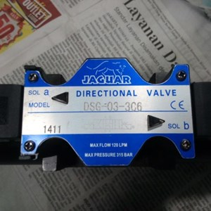 Dari Jaguar DSG-03-3C ValveHidrolik Solenoid 3