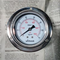 Jual Wiebrock Pressure Gauge Hidrolik  2