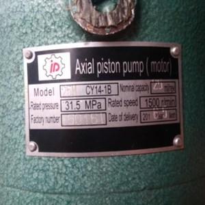 Dari Jaguar MCY Axial Piston Pump Hidrolik 1
