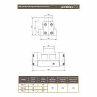 Jual Jaguar DHG-04 Hydraulic Directional Control Valve 2
