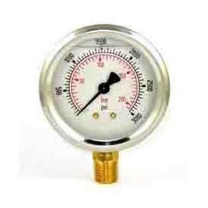 Jaguar Hidrolik Pressure Gauge
