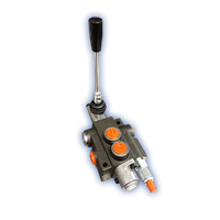 Integral IHV-01-P40 Hidrolik Hand DirectionalControl Valve with Relief