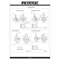 Jual Integral IVP Hidrolik Variable Vane Pump  2